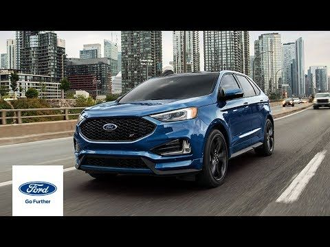Introducing The New  Ford Edge St Edge Ford Youtube