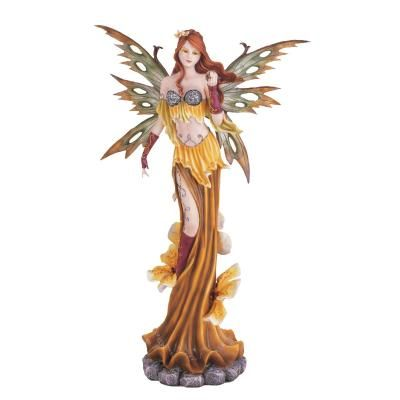 Fairy collection pixie figurine collectible statue collectables pinterest for sale - Fairy statues for sale ...