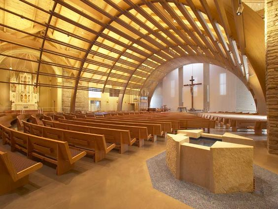st anthonys indirect ambient lighting from barrel vault structure fixture usedbfl281 lamp used t5 linear fluorescent lighting designjil ambient lighting fixtures