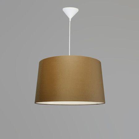 Mix 'n Match Pendelleuchte Schirm 50cm rund #Lampe #Innenbeleuchtung #Pendelleuchte #Hängelampe