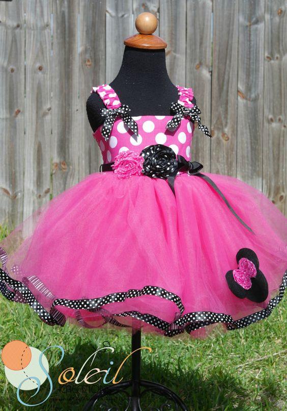 Fiestas Infantiles, Carnaval Niña, Fiesta Peince3Sa, Fiesta Saray, Ideas De, Vestuarios, Atuendos Piñata, Tematic Dresses, Minnie Vestidos