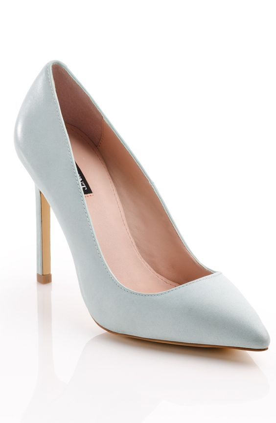 Powder Blue Pumps | Shoes Shoes Shoes! | Pinterest | Powder, Pump ...