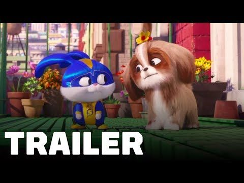 The Secret Life Of Pets 2 Daisy And Snowball Trailer Secret Life Of Pets Secret Life Pets