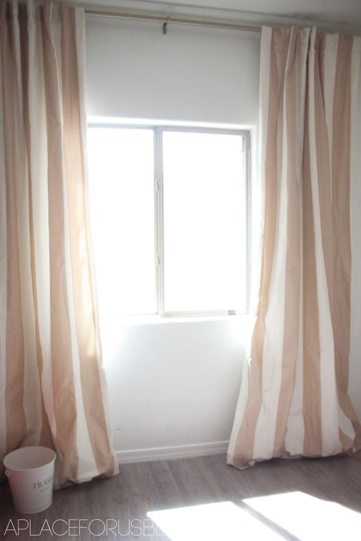 Office Curtains from Overstock.com I want chocolate and teal/aqua ...
