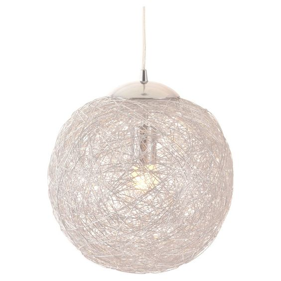 Zuo Opulence Ceiling Lamp - Chrome, Silver