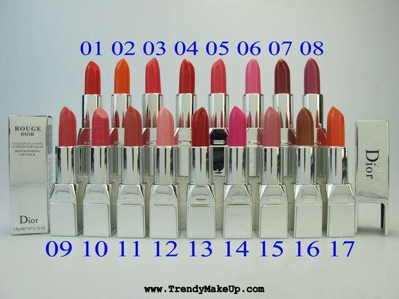 Dior_replenishing_lipstick_makeup_3.8g_0.12oz @ www.facebook.com/trendymakeupdotcom