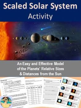 solar system distance activity - photo #8