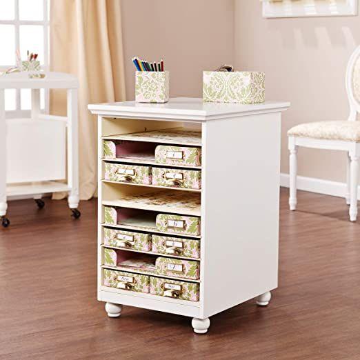 Sei Furniture Anna Griffin Craft Room, Anna Griffin Craft Room Furniture