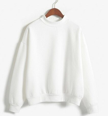 2015 women sweatshirt Europe and the United States candy color code loose long sleeve harajuku style pullover cashmere hoodies
