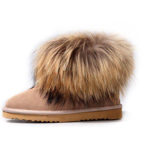 Ugg Fox Fur Amazon