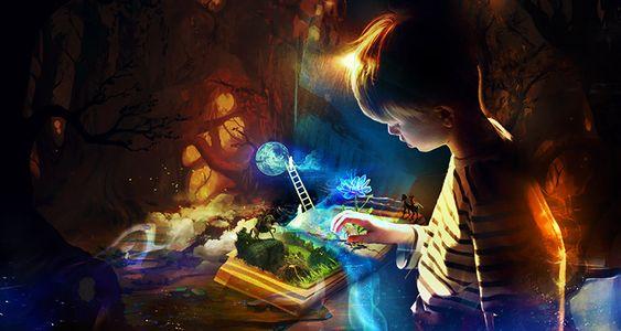 Le livre, une porte vers l'imaginaire et votre transformation personnelle !
