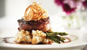 The Town Dish Reviews Edgewood Cafe & Binni & Flynn's in Main Line Today's June Issue (Edgewood Filet)