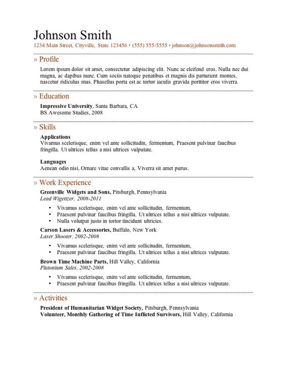 writing a resume   no work experience can be stressful  it    s    career resumes  resume ideas  resume samples  husband    s resume  career termplate  career w   free cv template  resume template download  simple resume