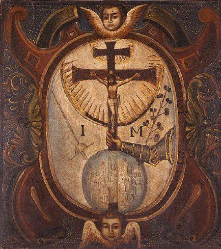 El escudo de la Inquisición 182cbdec8b61bfd0cf0334a721e5fa6d