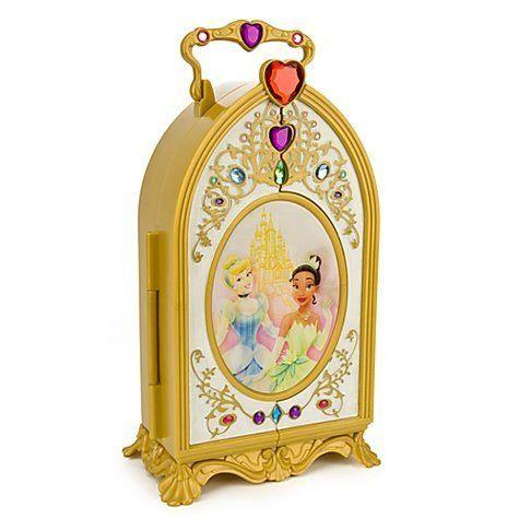 Disney Princess Magic Mirror Beauty Case Toddler Pretend