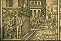 Virgil Solis: Iphis und Anaxarete, 1581