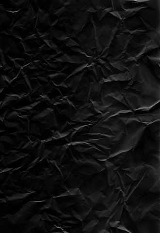 Black | 黒 | Kuro | Nero | Noir | Preto | Ebony | Sable | Onyx | Charcoal | Obsidian | Jet | Raven | Color | Texture | Pattern | Styling | Paper | Wrinkles