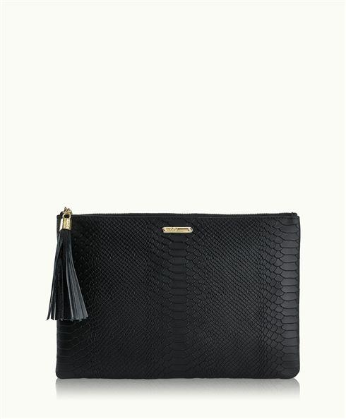 black clutch Gigi New York
