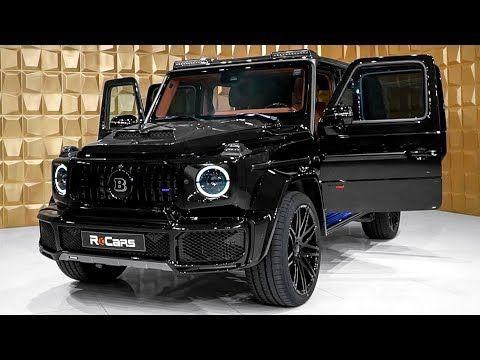 Mercedes Amg G 63 2020 Brabus 800 Wild G Wagon From Brabus