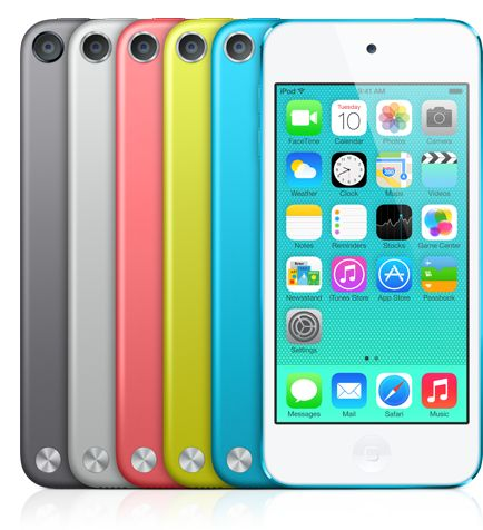 iPod touch ...