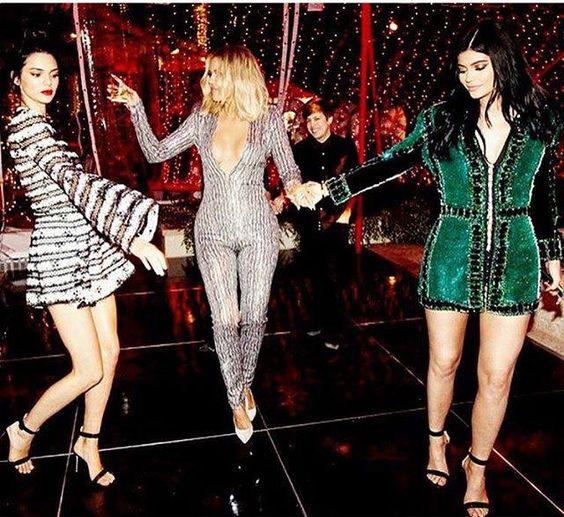 Khloé , Kendall & Kylie ❤️