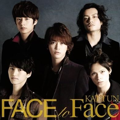 KAT-TUN — Face to Face (studio acapella)