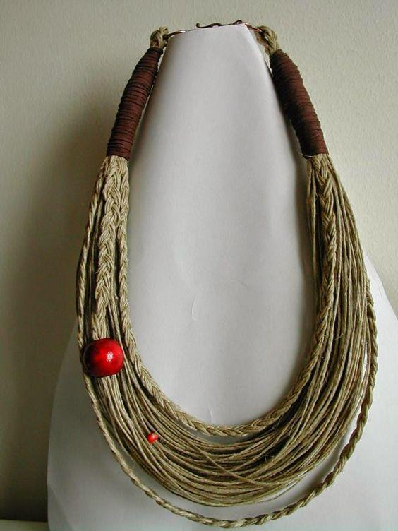 MT+Necklaces+Linen++~+Colares+em+fio+de+linho:+COLAR+-+REFERÊNCIA+1009