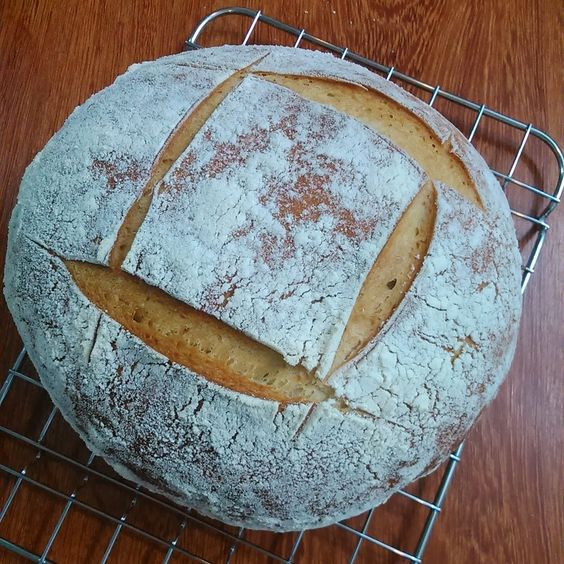 Cucina Artusiana: Pão Italiano Fermento Artesanal