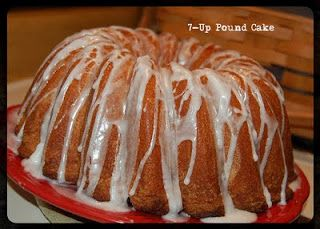 Grannie's Recipe Box: 7-Up Pound Cake