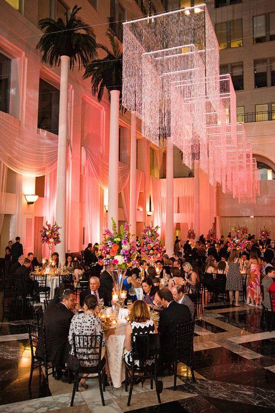 The Atrium At Curtis Center Philadelphia Pinterest Wedding Reception And