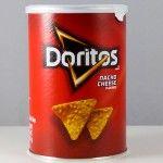 Doritos Cheese - best chips on earth. Jetzt im Canister zum Schutz gegen ungewolltes #Zerbröseln ,-)