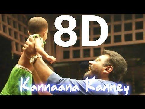 Kannaana Kanney 8d Audio Song Viswasam 8d Songs Tamil 8d Songs 3d 8d Audio Songs Youtube In 2020 Audio Songs Audio Songs Free Download Songs