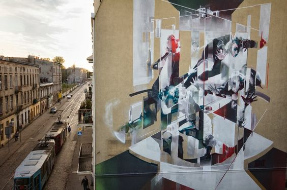 "Robert ""Tone"" Proch for Fundacja Urban Forms '13 