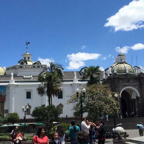 La catedral Quito