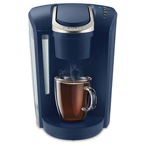 Keurig K Select K Cup Pod Single Serve Coffee Maker Brewer Matte Navy Review Best Buymorecoffee Com Single Serve Coffee Makers Single Coffee Maker Coffee Maker
