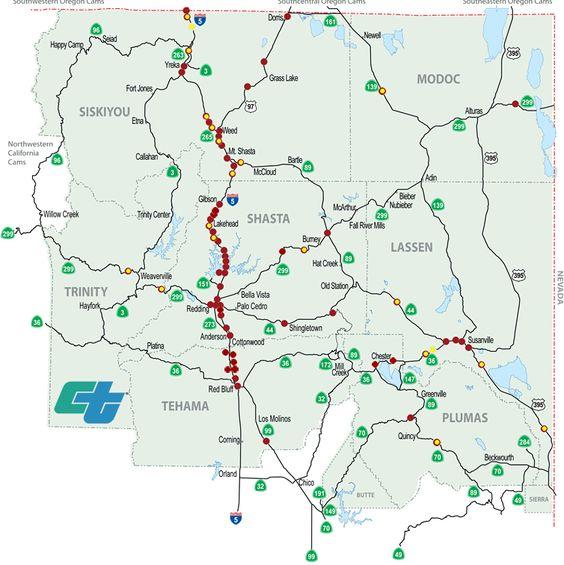 CalTrans Traffic Camera Map Image Camping River Fun - Caltrans traffic map
