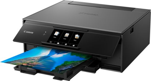 Printers And Scanners 51330 New Canon Pixma Home Ts9160gy Printer