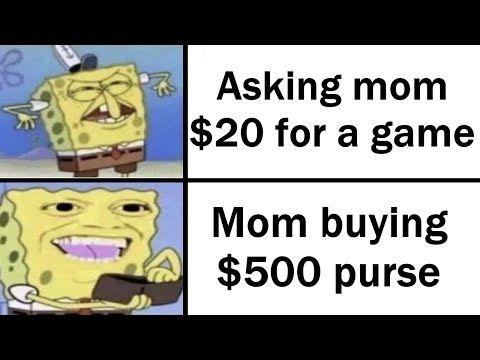 Memes Of Your Mom Youtube Mom Memes Memes New Funny Memes