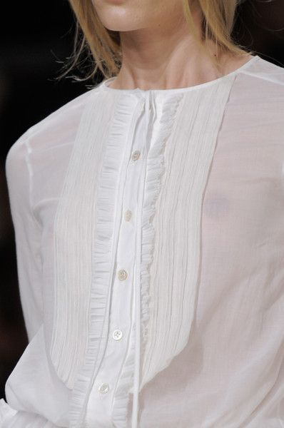 Nina Ricci at Paris Spring 2014 (Details)