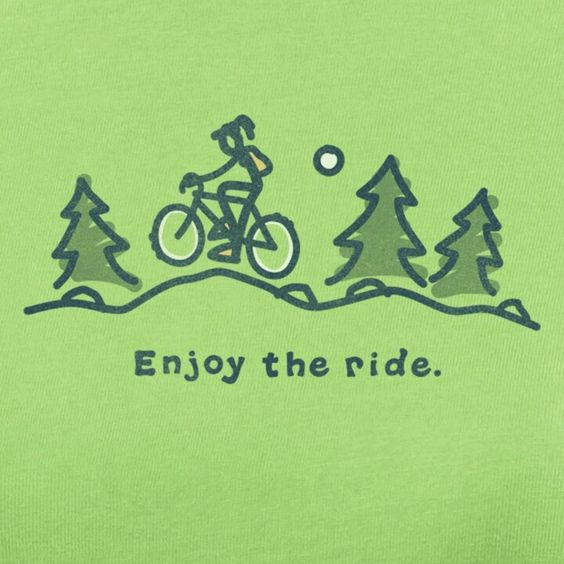 Enjoy the ride to the #YMCA, while you're here and all the way home to the rest of your life.
