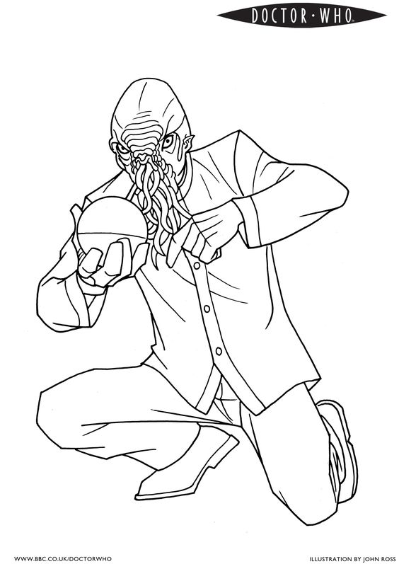 dr who images to print | Doctor who coloring pages - Coloring Pages ...