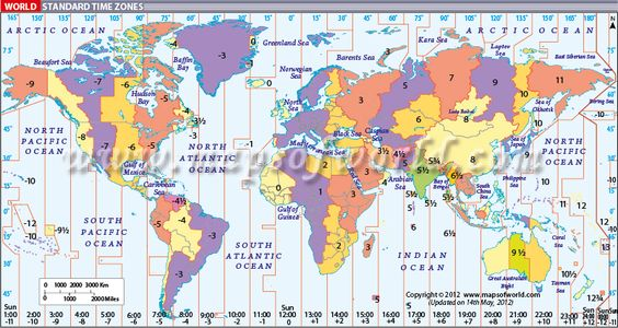 Time Zones In Germany Map - Germany map zones