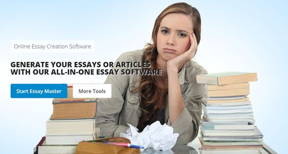 Essay Software | Essay Generator | Write an Essay