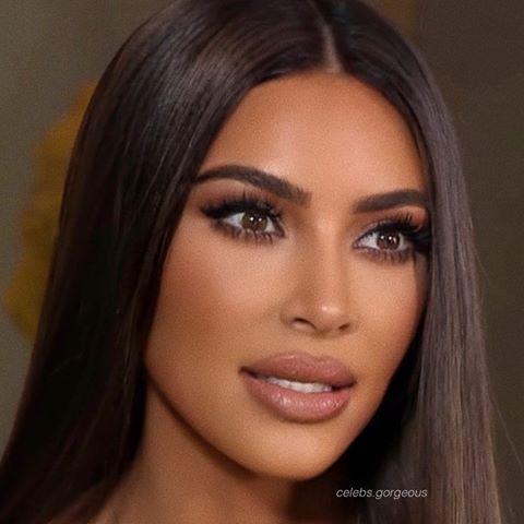 Kimkardashian Is Such A Beauty Kim Kardashian Makeup Looks Kim Kardashian Makeup Kardashian Makeup