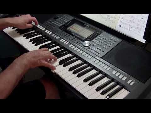 Cavatina Theme From The Deer Hunter Cover Yamaha Psr S970 Youtube Karaoke Used Piano Organ Music