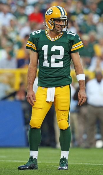 Aaron Rodgers Photos: Oakland Raiders v Green Bay Packers