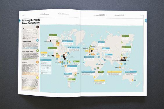 UPS – 2012 ← Emotive Brand #sustainability #UPS #CSR #Corporate #report