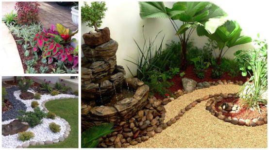 15 Jardines Pequenos Para La Entrada De Tu Casa Jardines