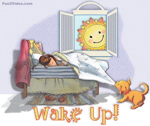 Wake up! <img src=
