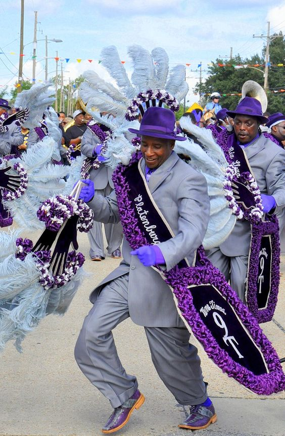 Second Line..Upper 9th Ward: